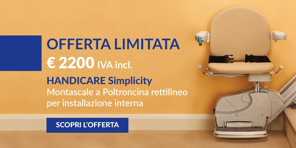 Offerta Montascale